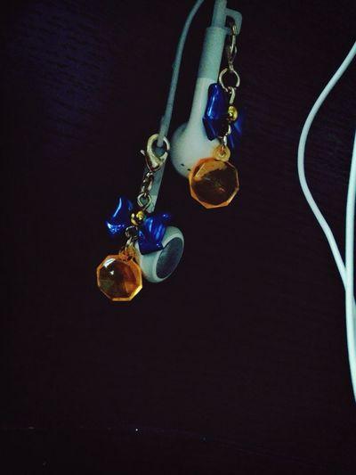Sailor Moon Earphones Charm