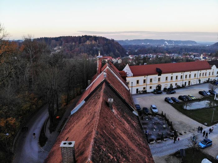 Monastery and
