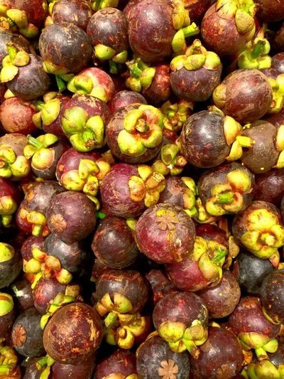 Mangosteen. Fruit Market Fruit Fruits Fruit Photography Fruits Lover Queen Of Fruits Fruity Fruitphotography Fruit Art Street Fruit Fruitful
