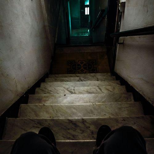 El miedo de conocer lo desconocido Urbexphotography Urban Exploration Exploratetocreat Fear Terror Stairs Urbex Urbex_rebels Scary Peru Perù 🇵🇪 Exploracionurbana First Eyeem Photo