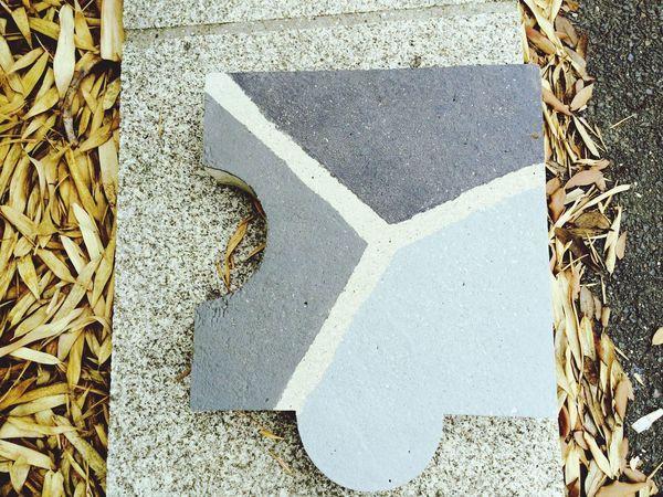 Concrete Nature Puzzle  Beautiful