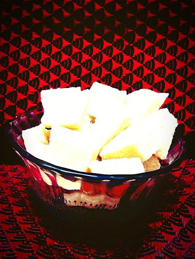ShareTheM Sweets 🌺 Kajubarfi