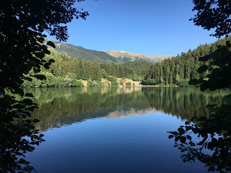 Nature Photography Scenic Artvin Beauty In Nature Blue Clear Sky Karagöl Lake Nature Picturesque Water şavşat Karagöl EyeEm Ready
