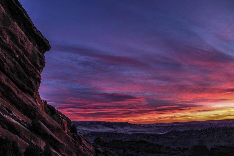 Sunrise Red