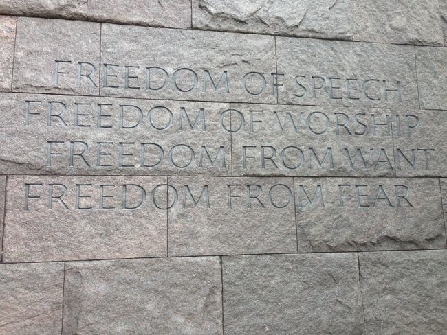 Freedom Freedom What Does Freedom Mean To You? Washington, D. C. Words Wordstoliveby