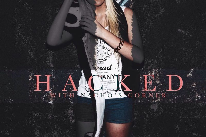 Hacked photoshoot Photoshoot Clothing Brand South Africa Model Fashion