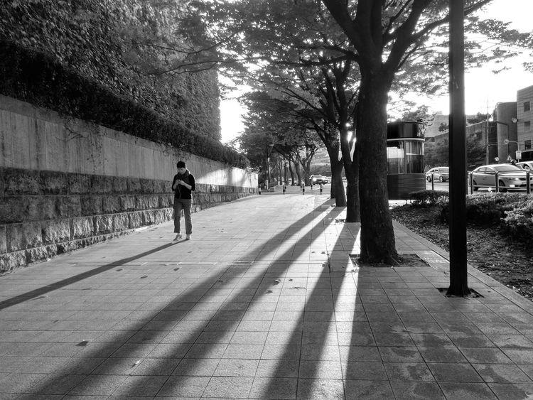 Street Photography B/w