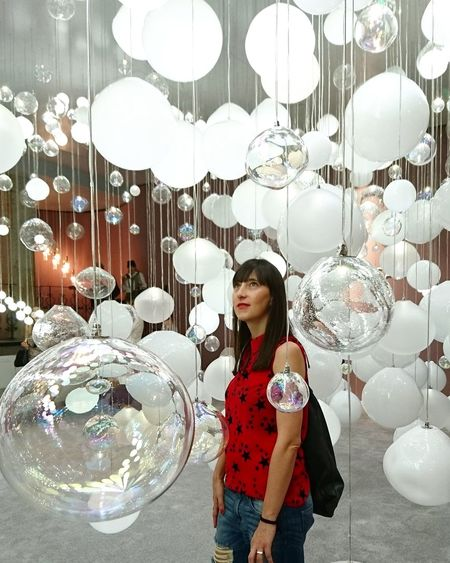 lights design Fuorisalone Fuorisalone2018 Light And Shadow Light Bulb Lights Design Bubble Wand Standing Hanging Smiling Casual Clothing Bubble Bulb