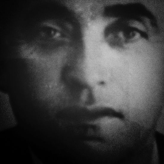 Eyes Expression Deep and wise look Taking Photos From An Old Phot o Unfortunately not chance to meet him. Period of Spanish dictatorship. My father's father. He died too young. (null)