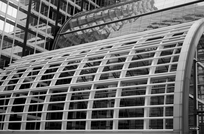 Architecture Built Structure Building Exterior Pattern Low Angle View No People Skyscraper Outdoors Colorado Photography Vision303photography Illuminated Canont2irebel 303 Denver,CO Full Frame Canon550D Architecture Engineering Bridge - Man Made Structure