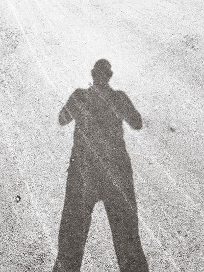 Shadow People Men Real People City Nature Standing