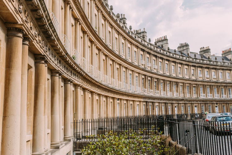 Architectural Column Architecture Building Exterior City Classical Style Day History Outdoors Travel Destinations