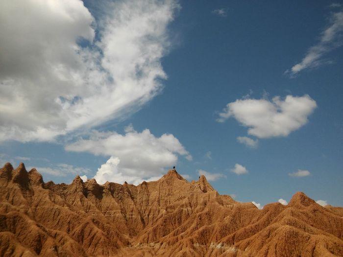 Nofilternoedit Desert Tatacoa Desert. Sky Cloud - Sky Redmountains Timebymyself Meditation Landscape Blackbird Top Of The Mountains