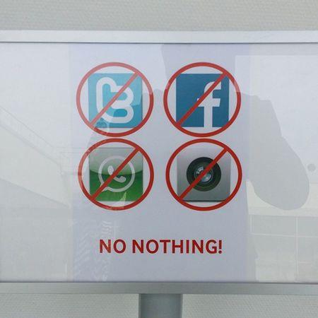 Ok, dann halt nicht! 😂😂😂 Photokina Cologne Nosocialsharing