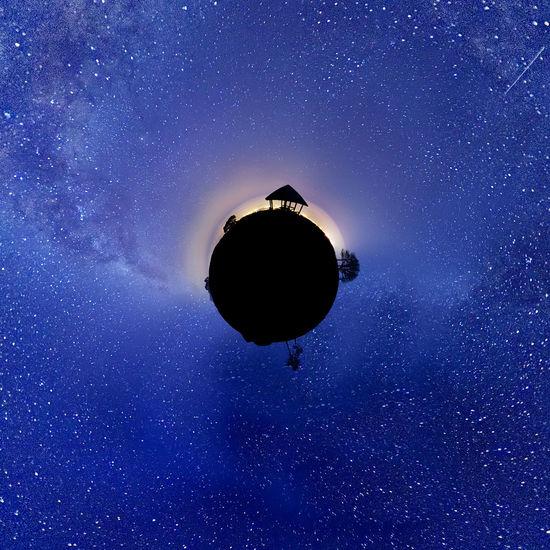 Lepetitprince LittlePlanet Île De La Réunion  Milkyway Voielactee Mybestreunionislandphotos