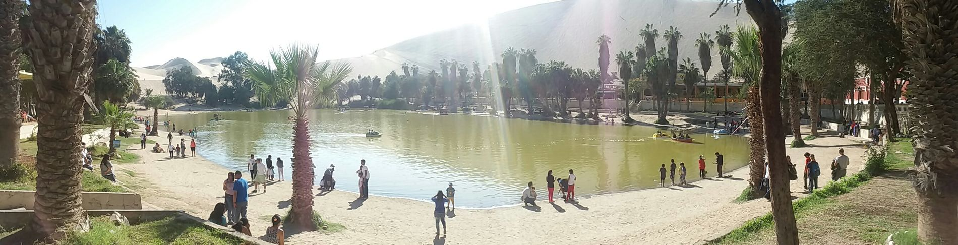 First Eyeem Photo Ica Huacachina Sun