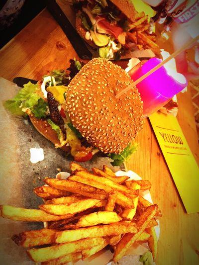 Burger Mamaburger Yellow Burger Fatty Berlin My Fuckin Berlin