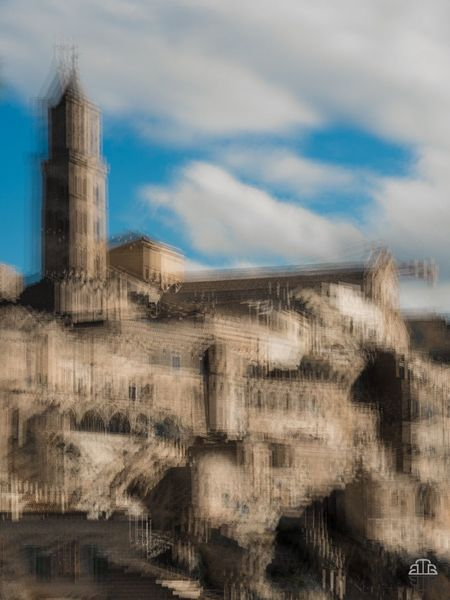 Showing Imperfection Matera Southern Italy Italy