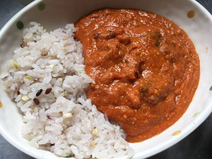 Curry Food Food
