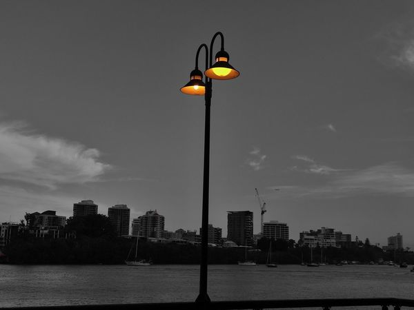 Lightbulbs Brisbanecity Blackandwhite Low Angle View Photography Photoofheday Riverside Riverview Sky Summer2016 Home Is Where The Art Is People And Places Cloud - Sky Australia Blackandwhite Photography Summertime Sonycamera 📷 Best Shot Eyeem City Life Modern Shotsbyme