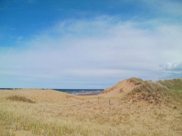 PEI Pei Prince Edward Island Beach