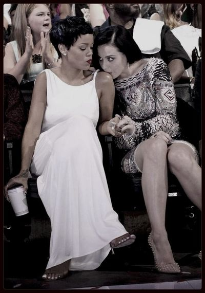 Rih And Katy