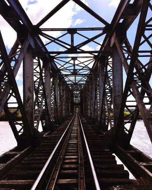 Built Structure Architecture Bridges