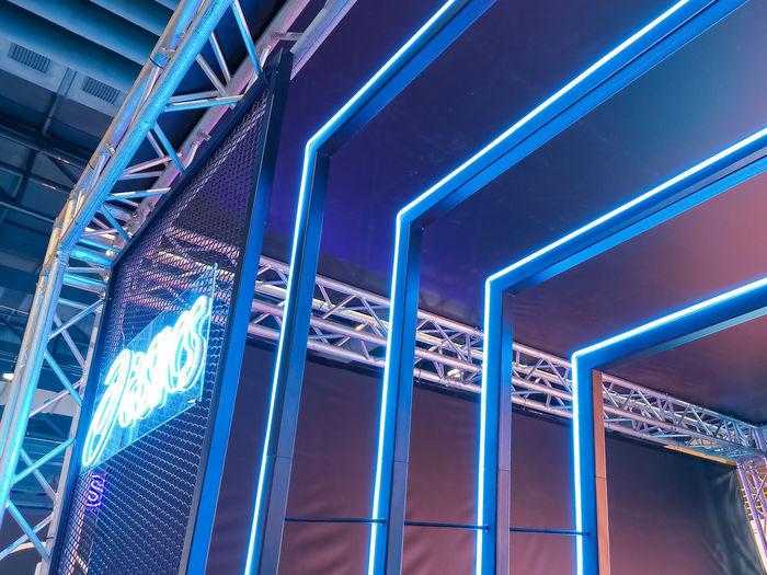 Neon Futuristic