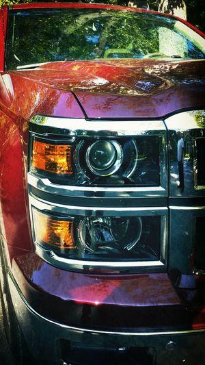 Chevrolet Silverado Test Drive