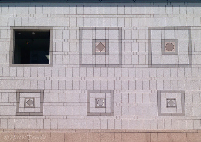 Minimalism Urban Geometry Wall Supernormal Geometric Shapes