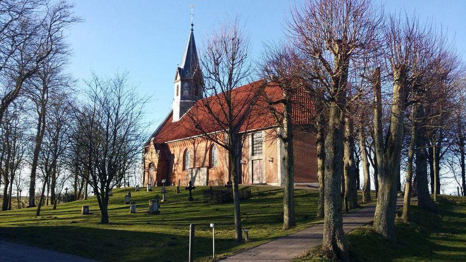 Church Eiderstedt