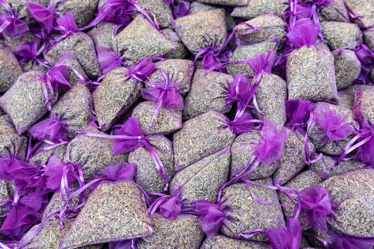 Lavender in a