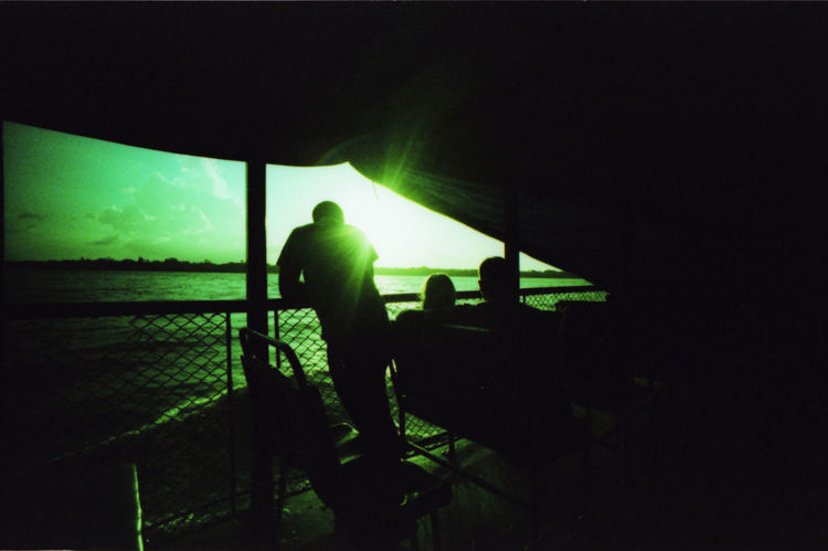 Going to Marajó Analogue Photography Belém Boat Brazil Captain Caribian Copa Ferry Fifa 2014 Film Football Island Marajó Salvaterra Silhouette Southamerica Summer Sunset Water Worldcup 2014 Xpro