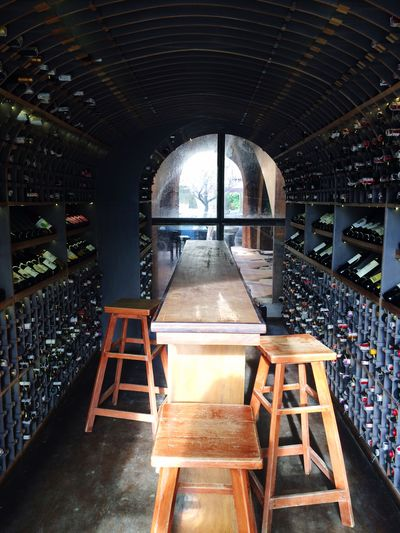 Wine Cellar. Wine Library. Wine tasting day 🍷 Built Structure Indoors  Wine Wine Tasting Wine Bottles Wine Cellar Wine Library Taking Pictures Taking Photos For Sale Leisure Activity Store Traveling EyeEm Best Shots
