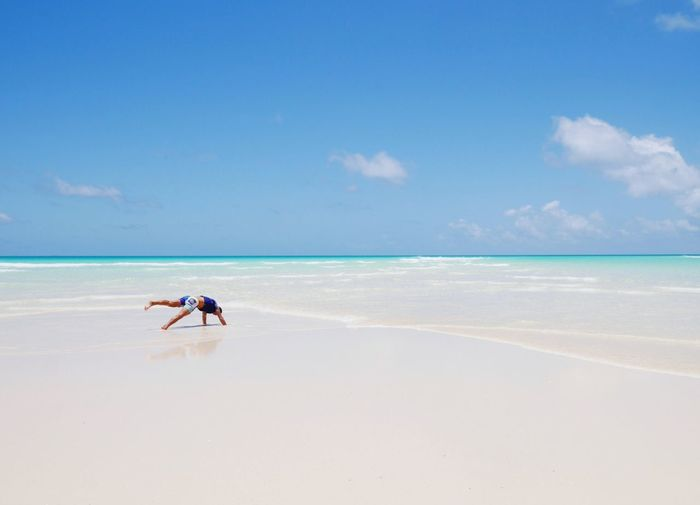 Relaxing Check This Out Newcaledonia On The Beach Ouvea Blue Travel Taking Photos Enjoying Life Sea Life