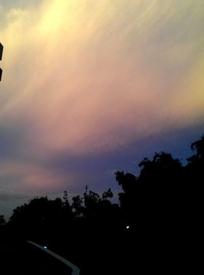 關於今天讓我心情好轉的天空。 First Eyeem Photo