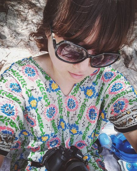 Guam Young Women Eyeglasses
