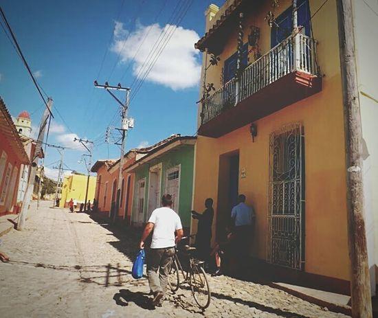 Trinidad Cuba Streetphotography