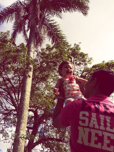 Children Photography Happy Happyfamily Dad And Daughter Love Happy Children Beaultiful