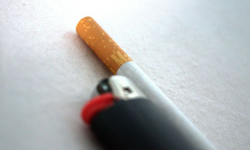 These are not only Better Together, but a Cigarette  just can't go without a Lighter. Macro