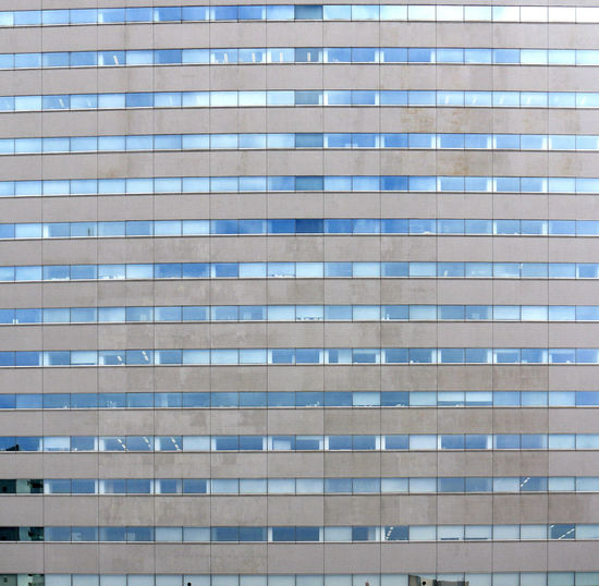 Architecture Building Exterior Built Structure Japan Modern No People Outdoors Reflection Repetition Skyscraper Tokyo Windows