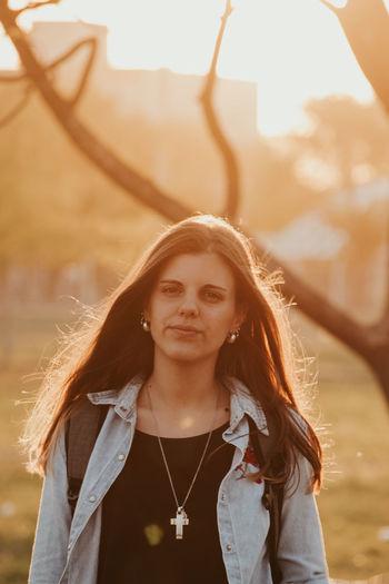 EyeEm Best Shots EyeEm Selects Portrait Sunstar Golden Hour Gold Nature Levitate Outdoors