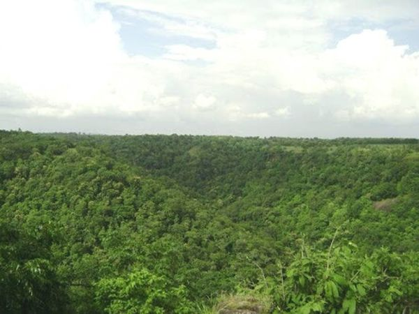 Kajligarh Sky Nature Hilltop Greenary