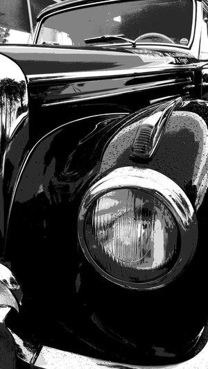 Black Black Car