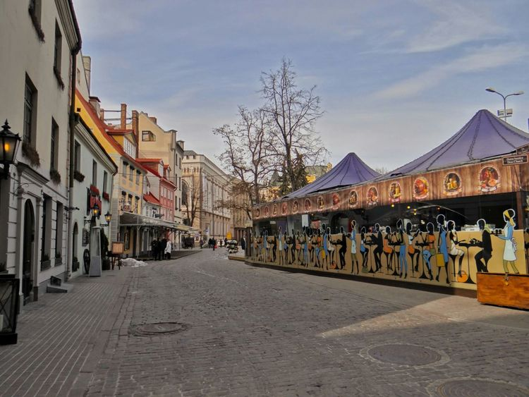 Latvia Riga Vecriga Streetphotography Enjoying Life
