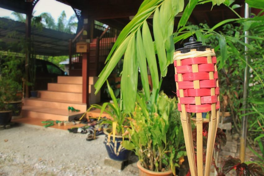 Outdoors Day Lamp Light No People Eid Eid Mubarak Tradition Malay Classic Kampung