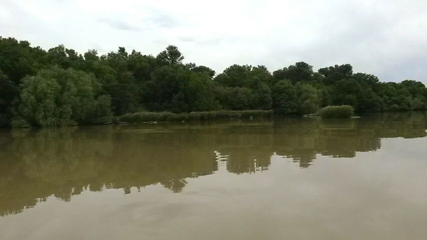 My view while I was paddling Orange River My View Southafrica Quality Time Holiday