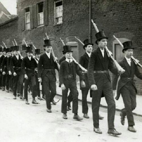 #1915 #eton #rifles #etonrifles #history #old #guns Old History Guns Eton 1915 Rifles Etonrifles