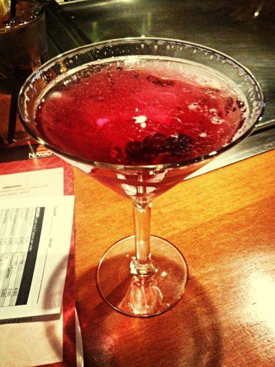 Blueberry martini Drinks Booze Martini