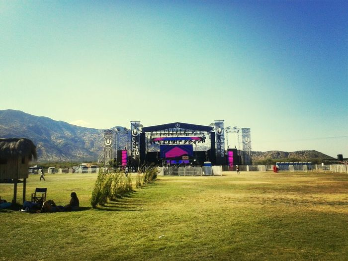 Ultra Music Festival Ultrachile